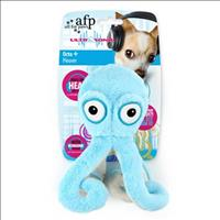 Brinquedo Afp Ultrasonic Polvo de Pelúcia para Cães