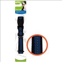 Coleira Pawise Azul Refletiva para Cães Coleira Pawise Azul Refletiva - Tam. P