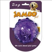 Bola Jambo Sound para Cães - Média Bola Jambo Sound Média para Cães - Lilás