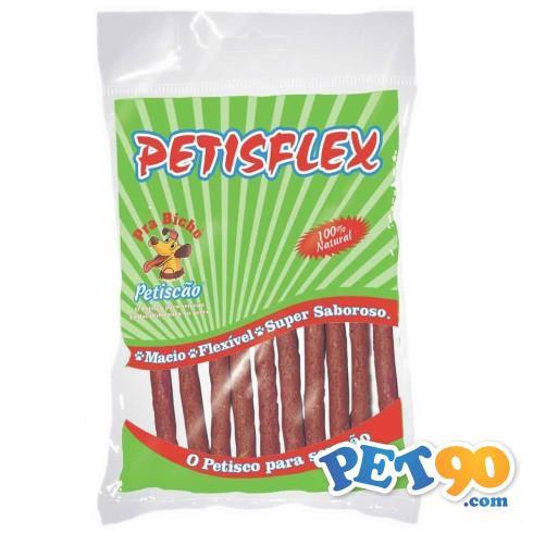 Petisflex Petiscão - 10 Unidades Petisflex Petiscão 10 Unidades Sabor - Carne