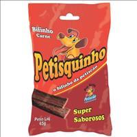 Bifinho Petisquinho Tablete Petiscão - 65 g Petisquinho Tablete Petiscão 65 g - Carne