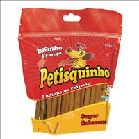 Bifinho Snacks Retriever Tablete Frango - 500 g