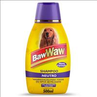 Shampoo Baw Waw Neutro - 500 mL