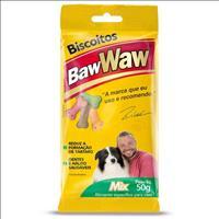 Biscoitos Baw Waw Mix para Cães - 50 g