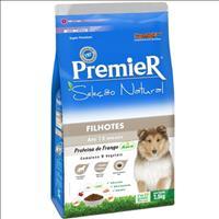 Ração Premier Seleção Natural para Cães Filhotes Até 12 Meses - 2,5 Kg