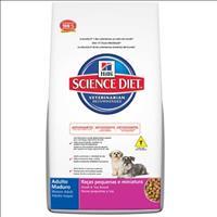 Ração Hills Science Diet Canino Sênior com Mais de 11 Anos  Raças Pequenas e Minuaturas - 3 Kg