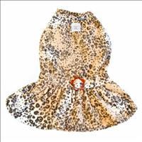 Vestido Bichinho Chic Soft Bege - Tam. 04