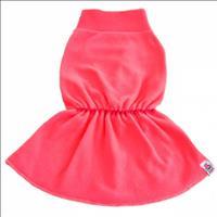 Vestido Bichinho Chic Básico Rosa - Tam. 05