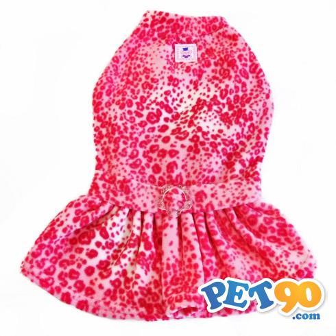 Vestido Bichinho Chic Soft Rosa - Tam. 03