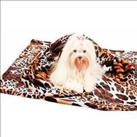 Cobertor Pickorruchos - Onça Cobertor Pickorruchos Onça - Tam G