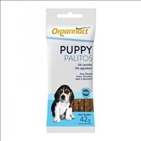 Suplemento Organnact Puppy Palitos - 42 g