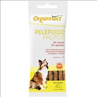 Suplemento Organnact Pelefood Palitos - 40 g