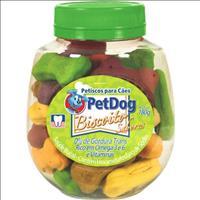 Biscoito Pet Dog Sabores - 180 g