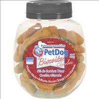 Biscoito Pet Dog de Chocolate - 180 g