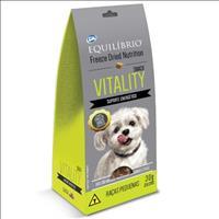 Biscoito Total Equilíbrio Freeze Dried Snack Vitality para Cães de Raças Pequenas - 30 g