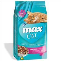 Ração Total Max Cat Sabores para Gatos - 8 Kg