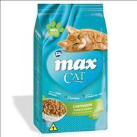 Ração Total Max Cat para Gatos Castrados - 1 Kg
