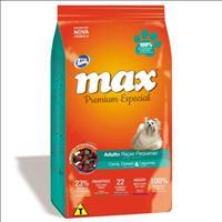 Ração Total Max Cereais e Legumes para Cães Adultos de Raças Pequenas - 2 Kg