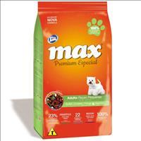 Ração Total Max Buffet para Cães Adultos de Raças Pequenas - 1 Kg