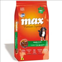 Ração Total Max Buffet para Cães Adultos de Raças Médias - 8 Kg
