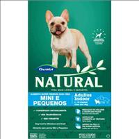 Ração Guabi Natural para Cães Adultos de Raças Mini e Pequenas - 2,5 Kg