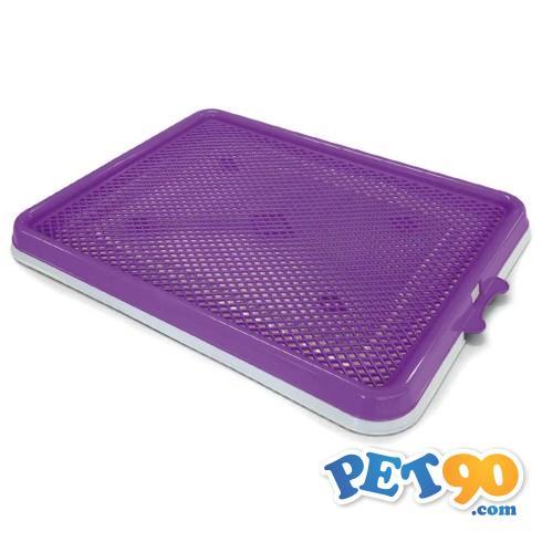 Sanitário Higiênico Pet Injet Xixi Pets Premium - Lilás