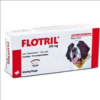 Antimicrobiano MSD Flotril Comprimido - 150 Mg