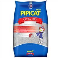 Areia Sanitária Ultra Dry Pipicat - 15 Kg