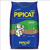 Areia Sanitária Classic Pipicat - 4kg