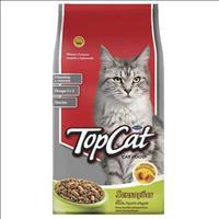 Ração Top Cat Sensações Com Nuggets - 1 Kg