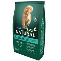 Ração Guabi Natural Gatos Adulto Castrados - 1,5 Kg