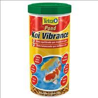 Ração Tetra Pond Koi Vibrance Sticks em Palitos - 140gr