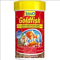 Ração Tetra Goldfish Flakes em Flocos - 20gr