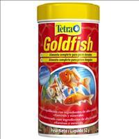 Ração Tetra Goldfish Flakes em Flocos - 52gr
