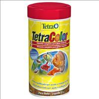 Ração Tetra Color Flakes em Flocos - 52gr