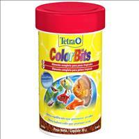 Ração Tetra ColorBits Granules em Grânulos - 30gr