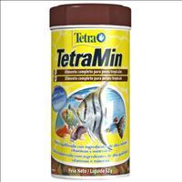 Ração Tetra Min Flakes em Flocos - 52gr