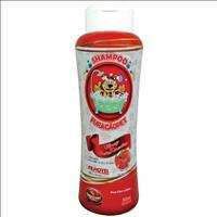 Shampoo Furacão Pet Morango com Frutas Vermelhas para Filhotes - 500ml