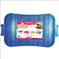 Sanitário Higiênico Furacão Pet Xixi Fácil - Azul