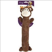 Brinquedo Jambo Mordedor de Pelúcia Stick Macaco