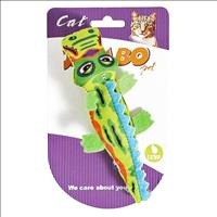 Brinquedo Mordedor Jambo Caricat Jacaré para Gatos