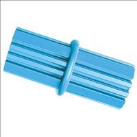 Brinquedo Interativo Kong Puppy Teething Stick com Dispenser para Ração ou Petisco - Azul Brinquedo