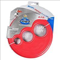 Brinquedo Frisbee Rogz - Vermelho