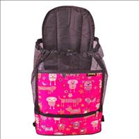 Mochila de Transporte Keep Pet - Rosa