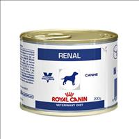 Ração Royal Canin Lata Canine Veterinary Diet Renal - 200 g
