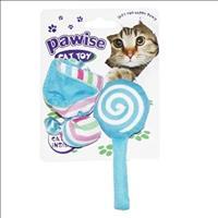 Brinquedo Pawise Doce e Flor de Catnip - Azul