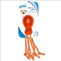 Brinquedo Pawise Polvo de Borracha - Laranja