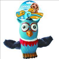 Brinquedo Pawise Pássaro de Latex - Azul