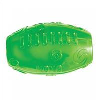 Brinquedo Kong Squeezz Football - Verde Brinquedo Kong Squeezz Football Psf1 Verde - Grande