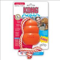 Brinquedo Interativo Kong Aqua - Laranja Brinquedo Interativo Kong Aqua Ck1 Laranja - Grande
